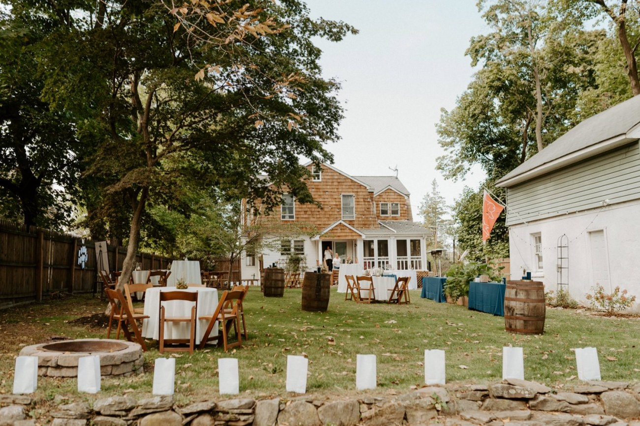 New Jersey Fall Backyard Wedding Bend Wedding Photographer NJ Wedding Photographer Anais Possamai Photography 057