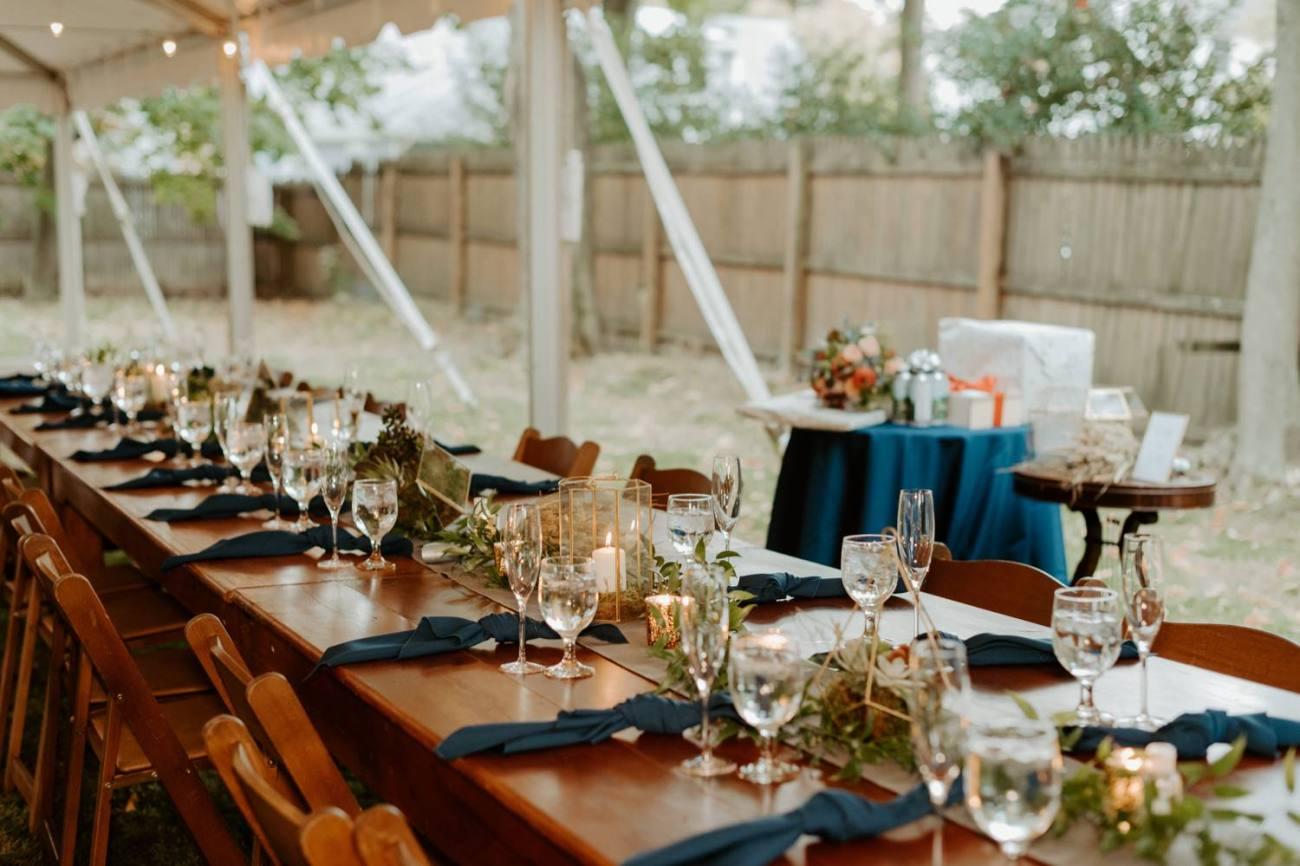 New Jersey Fall Backyard Wedding Bend Wedding Photographer NJ Wedding Photographer Anais Possamai Photography 071