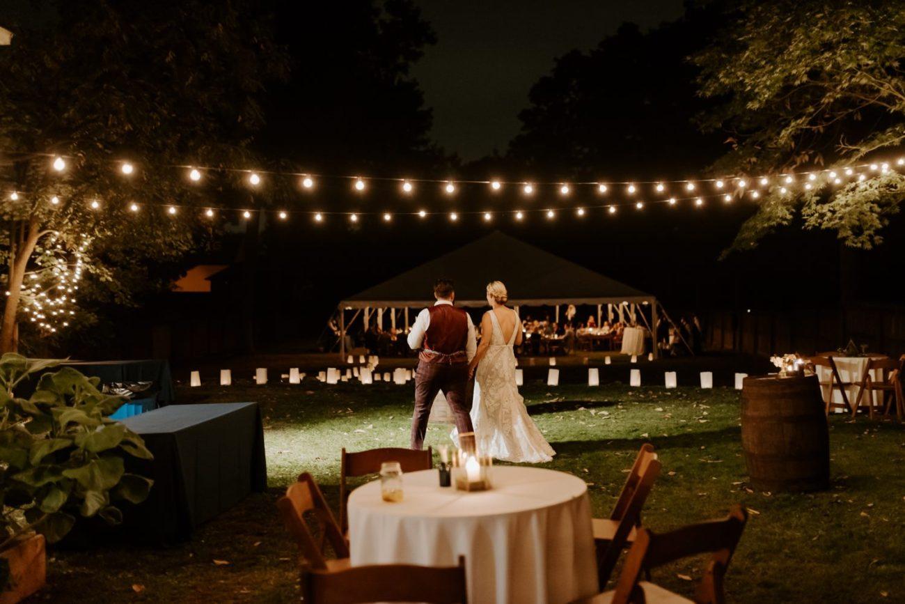 New Jersey Fall Backyard Wedding Bend Wedding Photographer NJ Wedding Photographer Anais Possamai Photography 085