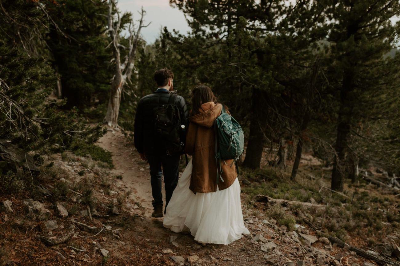 Newberry Volcano Elopement Bend Elopement Bridal Session Bend Wedding Photographer Anais Possamai Photography 047