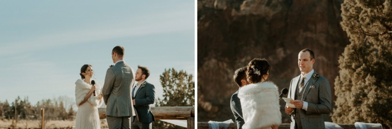 Intimate Wedding In Smith Rock State Park Bend Oregon Wedding Photographer Anais Possamai Photography 012