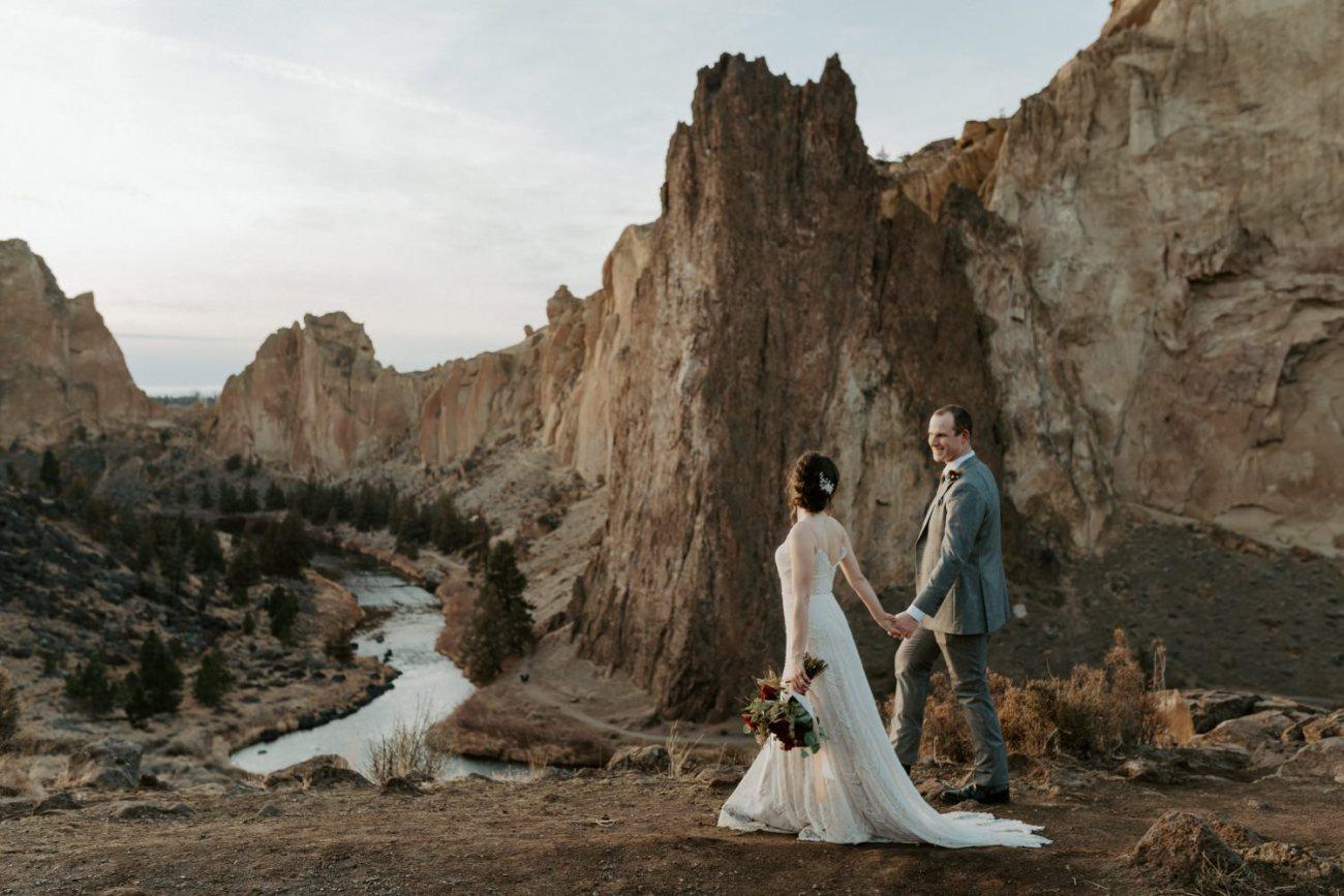 Smith Rock State Park Elopement Bend Oregon Elopement Photographer Anais Possamai Photography 013