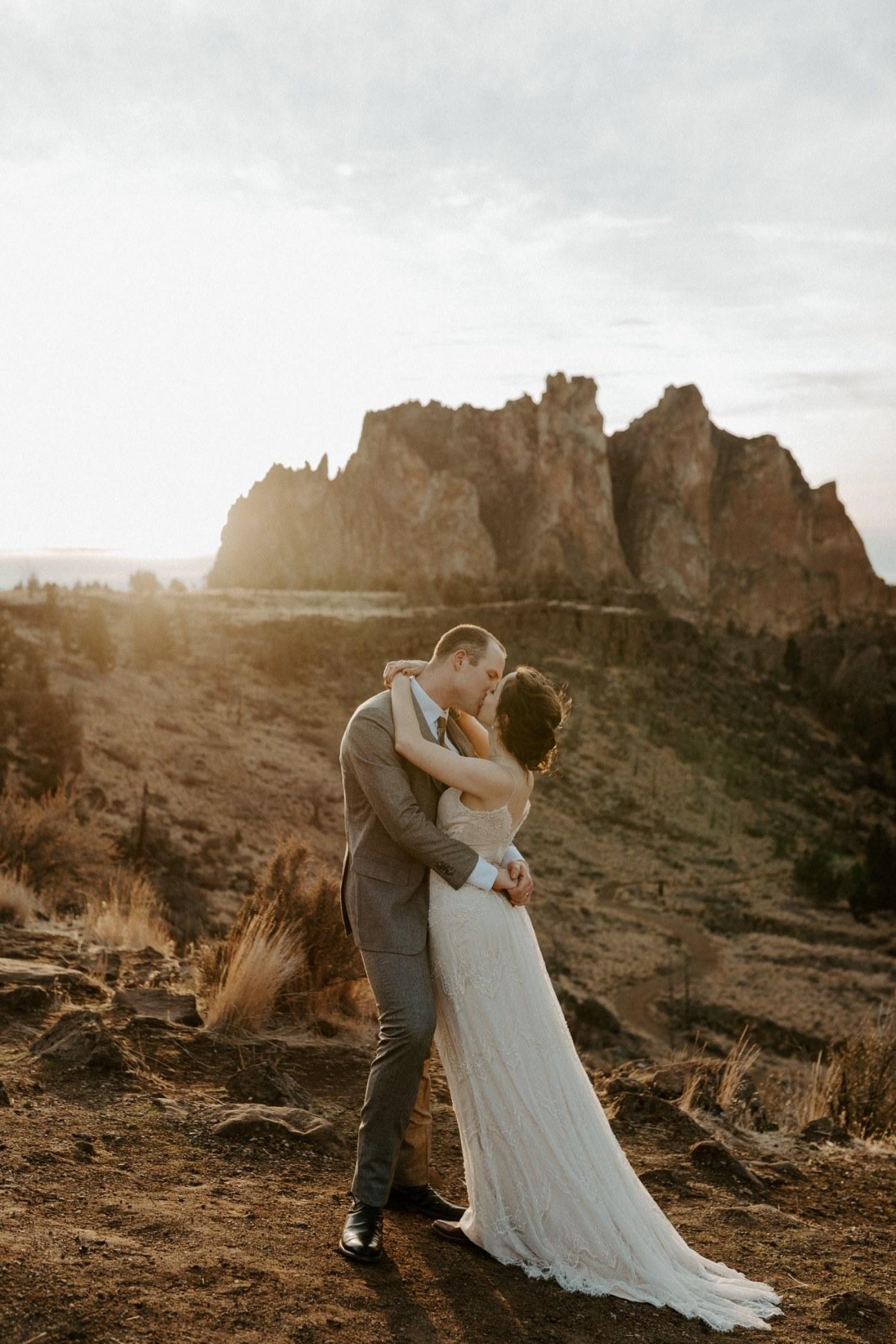 Smith Rock State Park Elopement Bend Oregon Elopement Photographer Anais Possamai Photography 016