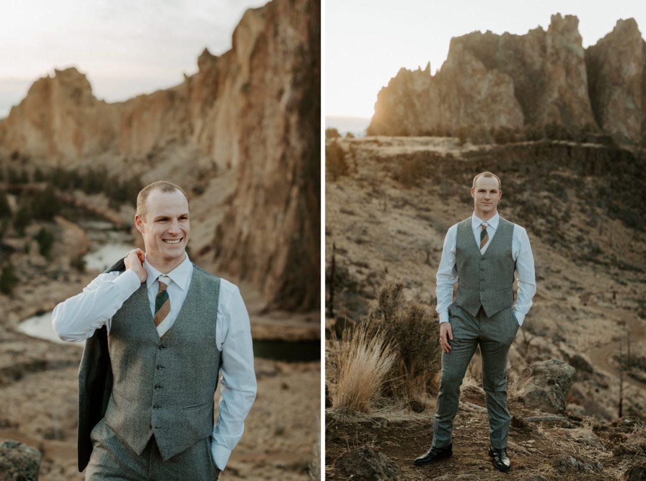 Smith Rock State Park Elopement Bend Oregon Elopement Photographer Anais Possamai Photography 029
