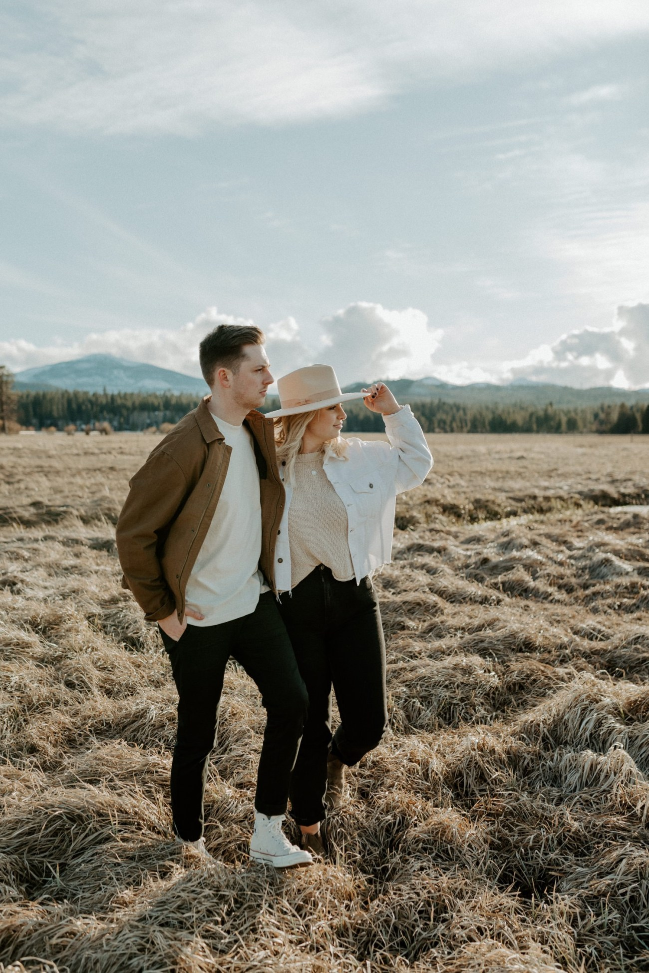 Black Butte Ranch Couple Session Bend Oregon Wedding Photographer Anais Possamai Photography 004