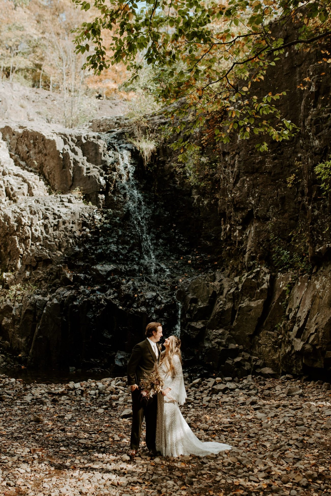 New Jersey Backyard Wedding Vintage Boho Wedding Hemlock Falls NJ Bend Oregon Wedding Phtographer Anais Possamai Photography 006