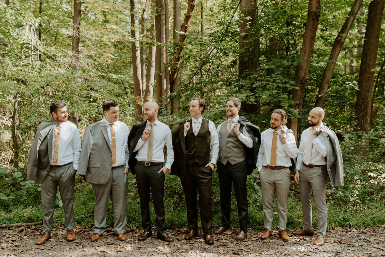 New Jersey Backyard Wedding Vintage Boho Wedding Hemlock Falls NJ Bend Oregon Wedding Phtographer Anais Possamai Photography 037