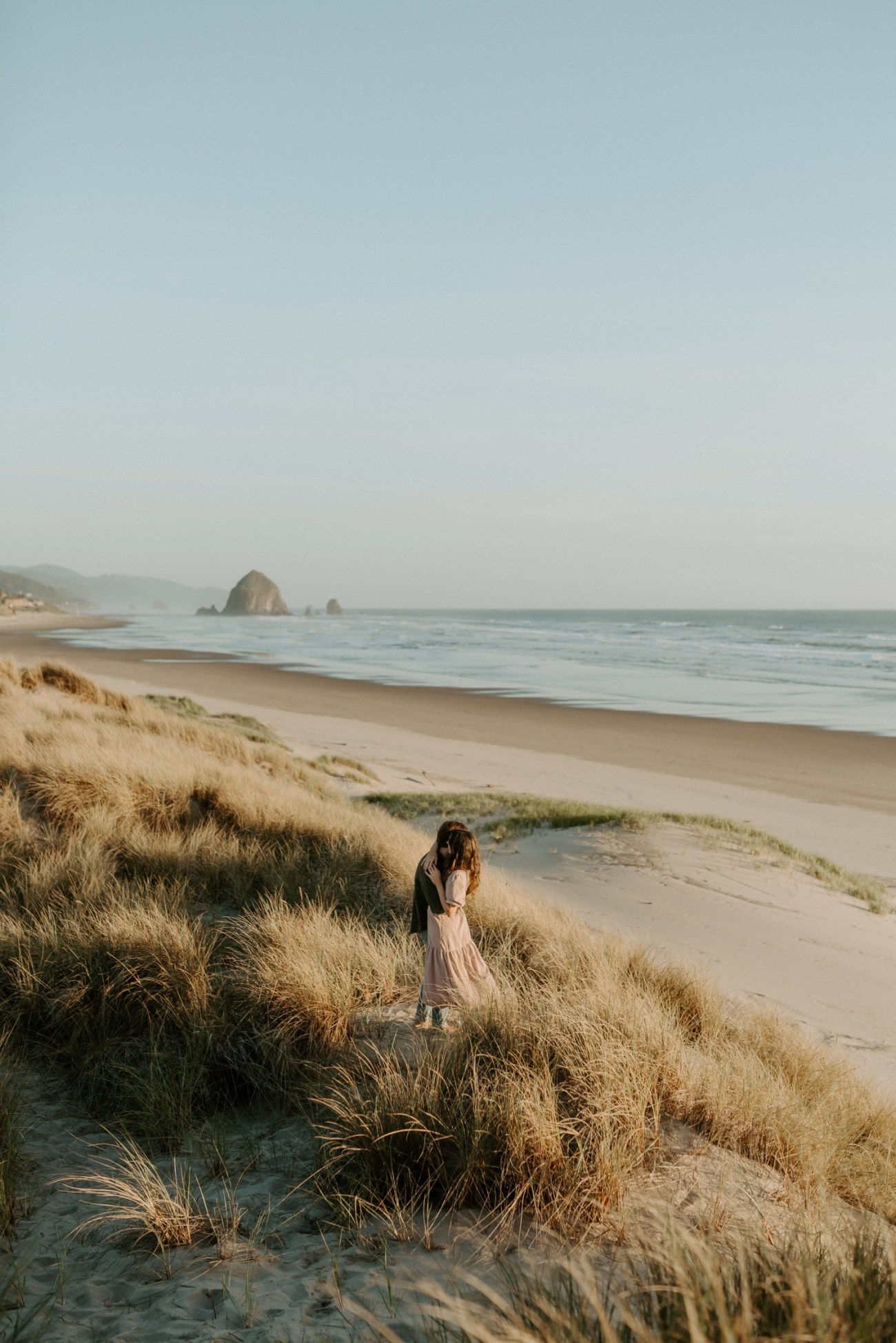 Cannon Beach Engagement Session Oregon Coast Engagement Anais Possamai Photography 51
