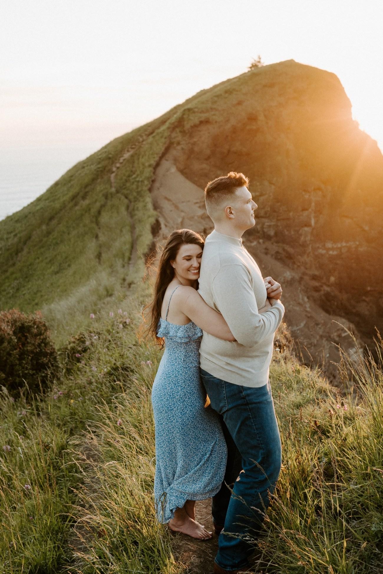 Oregon Coast Gods Thumb Engagement Session Bend Oregon Wedding Photographer Anais Possamai Photography 39