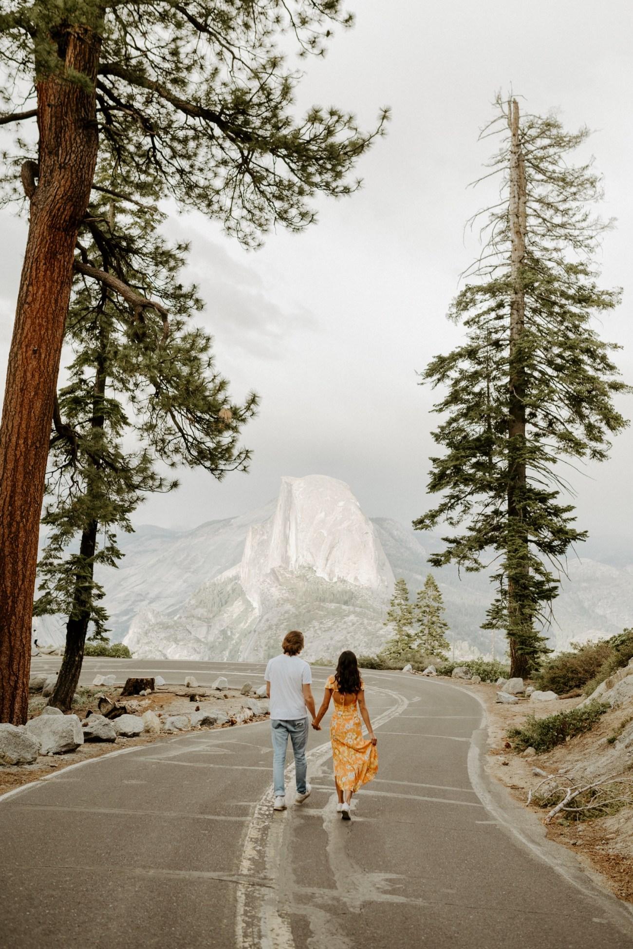 Yosemite Glacier Point Couple Session Anais Possamai Photography 01
