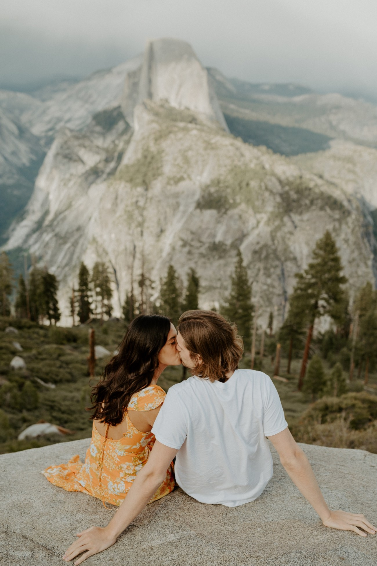 Yosemite Glacier Point Couple Session Anais Possamai Photography 05