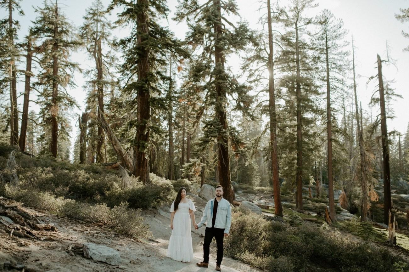 Yosemite National Park Engagement Session Yosemite Elopement Photographer Anais Possamai Photography 04