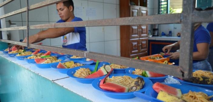 Prefeitura de Anajás Investe Em Merenda Escolar de Qualidade