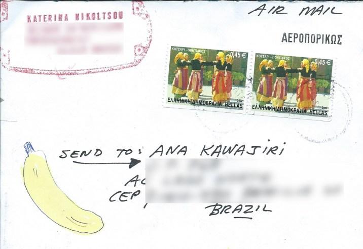 Katerina Nikoltsou Banana feb. 21 2017