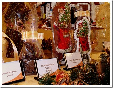 Perfect festive treats available for take away at Sheraton's Deli Counter