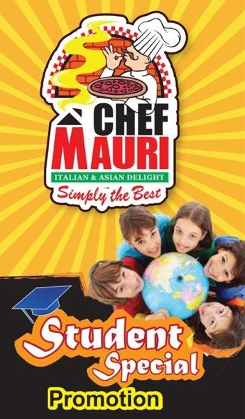 Mauri Student Promo