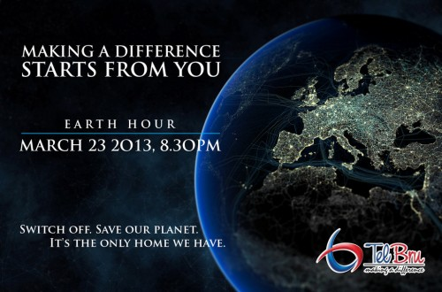 1-Earth Hour