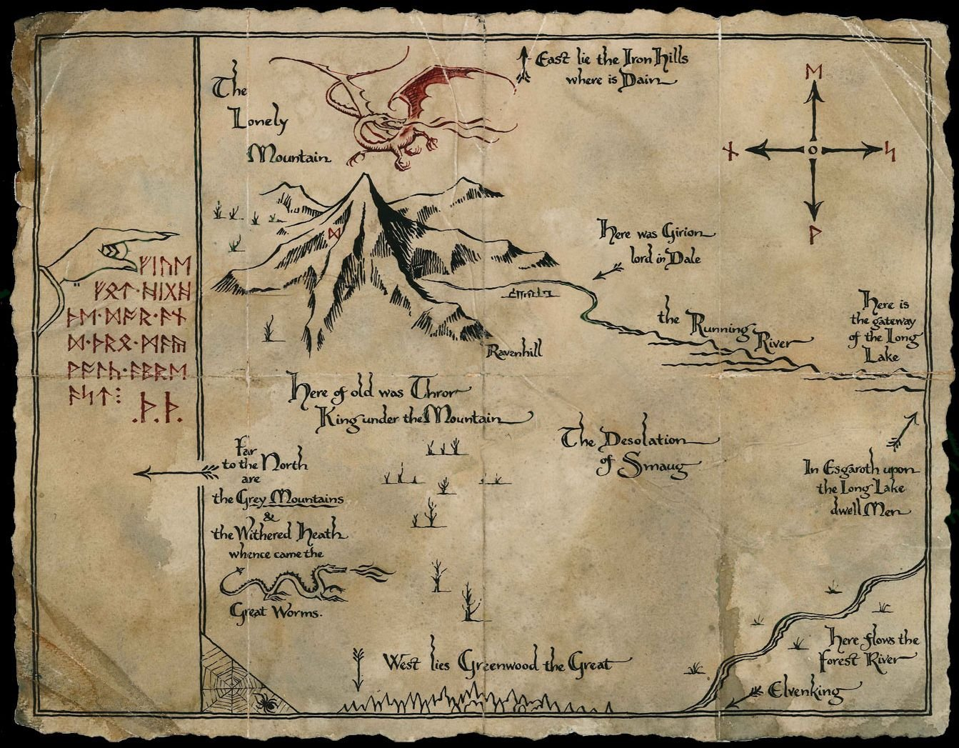 The Hobbit An Unexpected Journey By Howard Shore Hqcovers