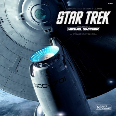 #7: Star Trek (Custom)