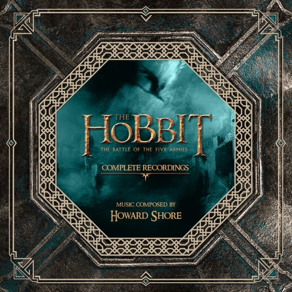 #4: The Hobbit: The Battle of the Five Armies (Custom)