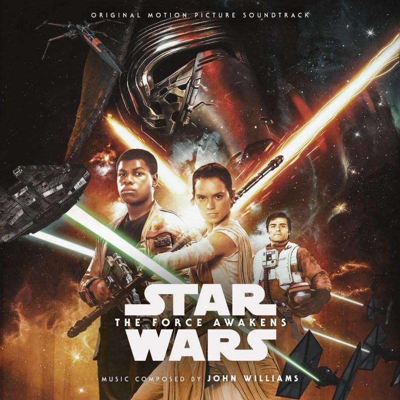 #10: Star Wars: The Force Awakens (Custom)