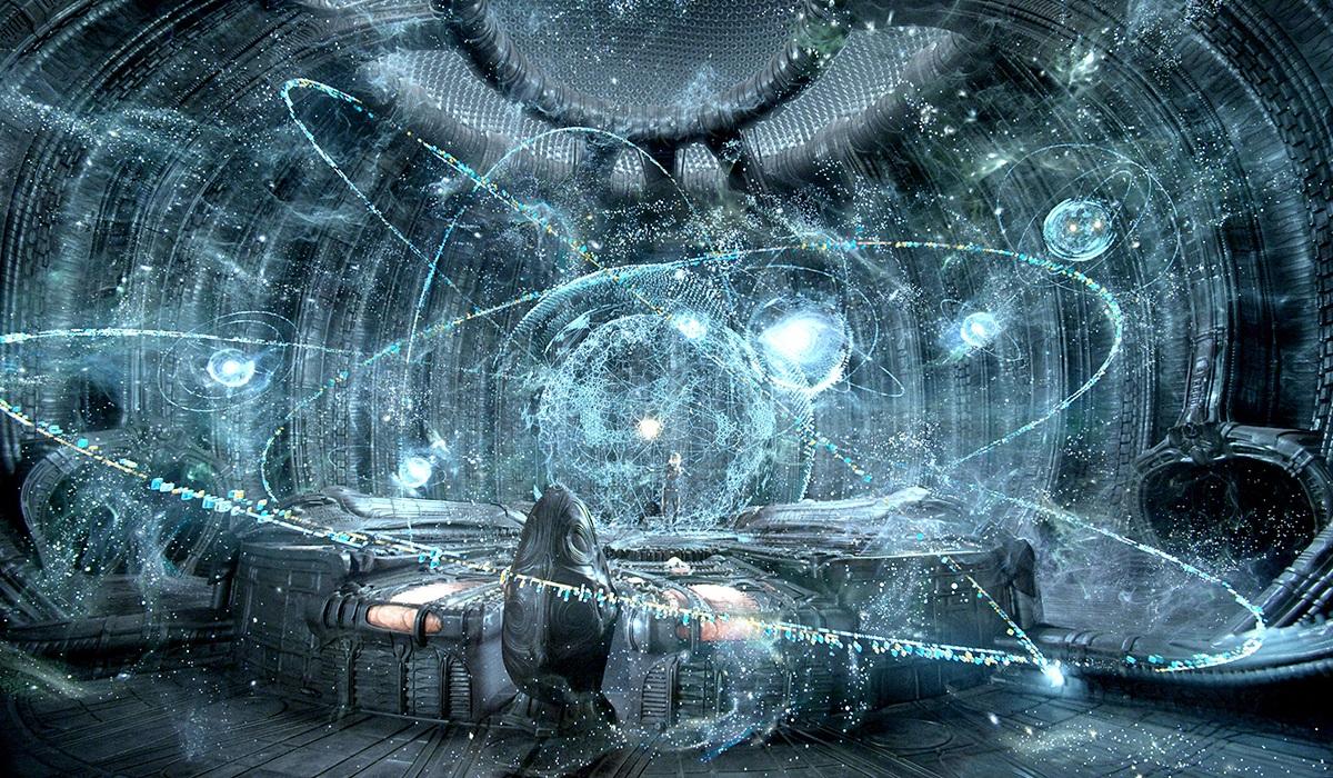 """""""Prometheus"""" by Marc Streitenfeld, Harry Gregson-Williams"""