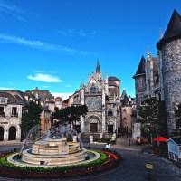 [VIETNAM] BA NA HILLS - FRENCH VILLAGE Travel Guide, Da Nang