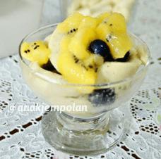 Es Krim Kiwi Blueberry