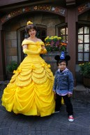 Karakter Disney, Princess Belle, Beauty and the Beast, Tokyo Disneyland, Disney Cartoon Characters