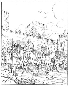 Carthage, panel of page 7 (2)