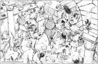 Book illustration for Midgard-Online Editions (FM03)