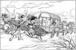 Book illustration for Midgard-Online Editions (FM10)