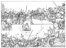 Book illustration for Midgard-Online Editions (KS01)