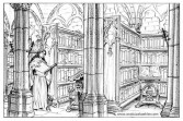 Book illustration for Midgard-Online Editions (WW08)