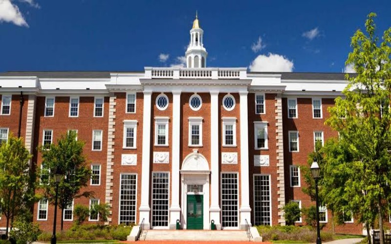 Kampus Ivy Leagues - Harvard University