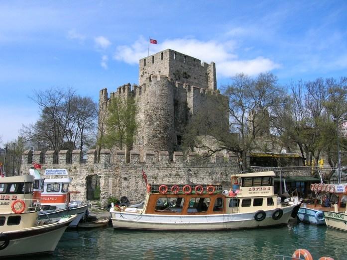 Anadolu Hisari Fortress in Istanbul
