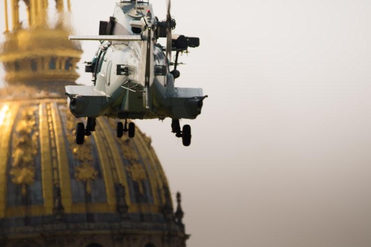 Bagaimana Islam memandang negara militer, sumber unsplash @sebct