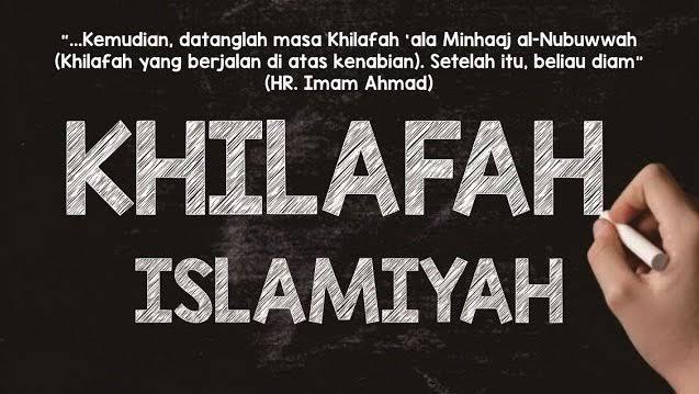 Akan kembali tegaknya Khilafah Islamiyah, foto: file pribadi