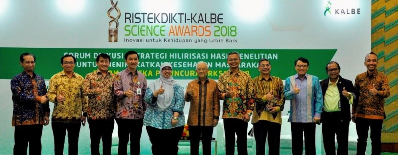 Ristekdikti-Kalbe Science Awards