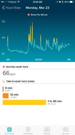 Fitbit Charge HR Activity Tracker Review - HR BPM -Analie-Cruz (11)