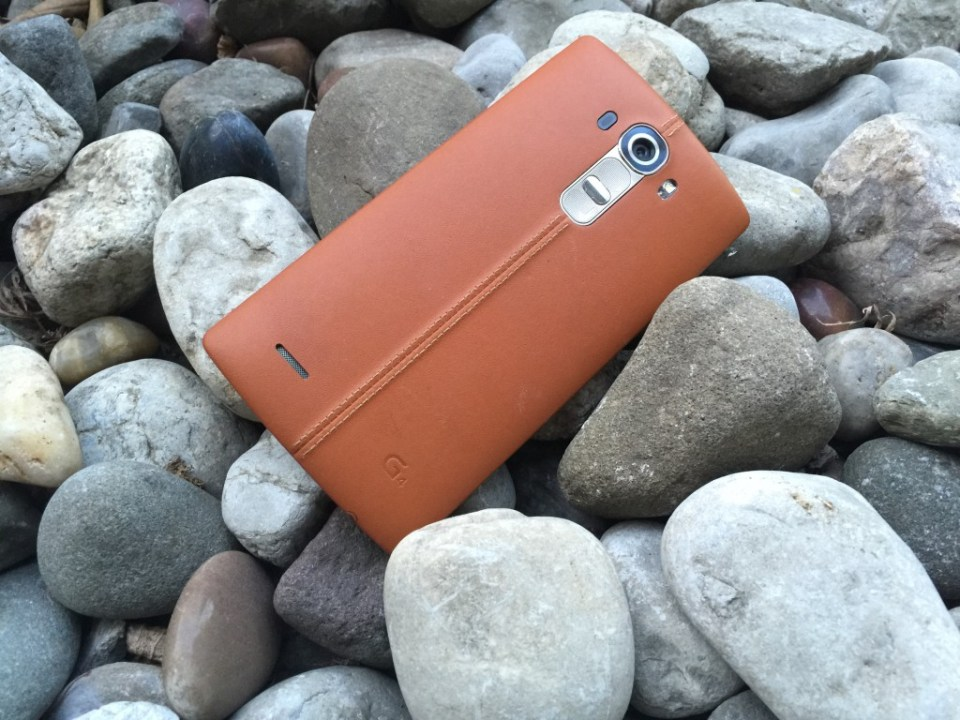 LG G4 Android Smartphone Review - Body - Design - Genuine Leather Back - Analie Cruz (5)
