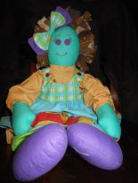 Robin Analina Rag Dolls handmade