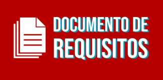 Documento de especificacao de requisitos modelo