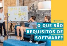 O que é um requisito de software? Como podemos realizar a identificação dos requisitos do sistema?