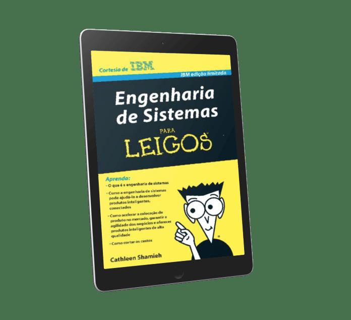 A versão em português do livro Engenharia de Sistemas para Leigos está disponível para download nos formatos PDF, ePUB e Kindle.