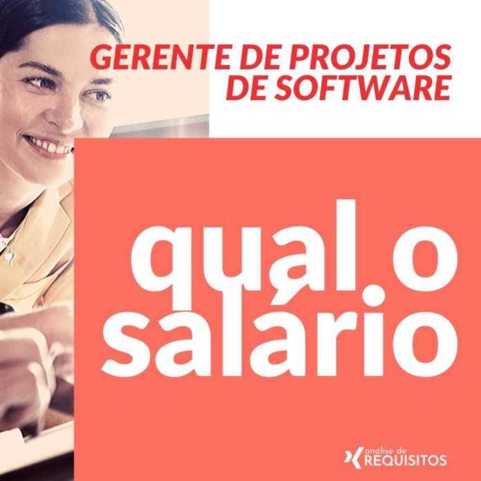 Quanto ganha um gerente de projetos de software? O salário do gerente de projetos depende da qualificação, experiência, certificação, região do país, tipo e tamanho da empresa.