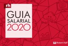 Quanto ganham os profissionais de tecnologia em 2020? Relatório de cargos e salários de 2020 produzido pela Robert Half.