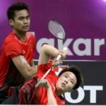 Tontowi/Liliyana Melaju ke Semifinal Indonesia Masters 2019