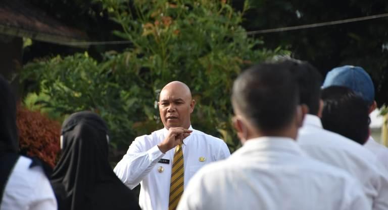 Wakil Bupati Bener Meriah Ajak ASN Disiplin dan Tingkatkan Kinerja