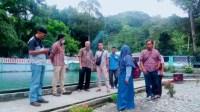 DPMG Aceh Tinjau Perkembangan Kolam Pemandian BUMG Kota Bahagia